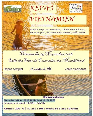 repas vietnamien